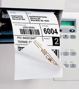 RFID utskrift